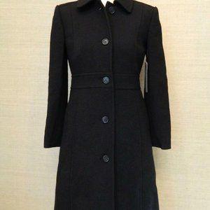 J.Crew $365 Italian Wool Lady Day Coat 49622